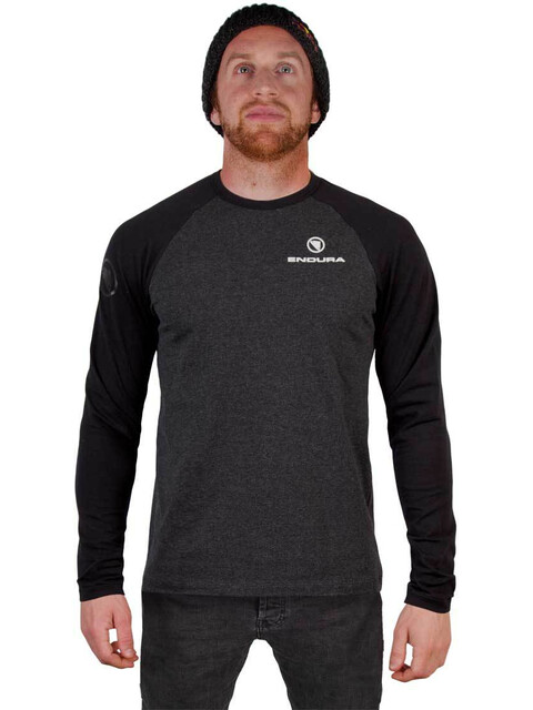 Endura One Clan Raglan Longsleeve Men grey